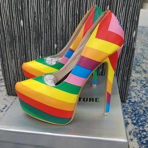 Lollicouture rainbow